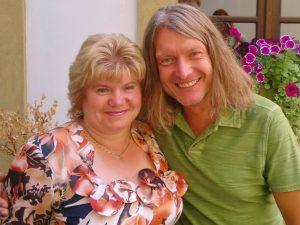 Lena Pinkasová věhlasná ukrajinská léčitelka a čarodějka