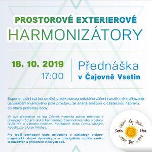Přednáška Prostorové exteriérové harmonizátory