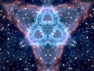 Vesmír ve fraktálech