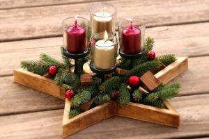 Vánoční lidové ozdoby 1