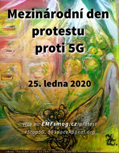 Přednáška Elektromagnetické záření, přicházející síť 5G a vliv na (nejenom) lidské zdraví 1