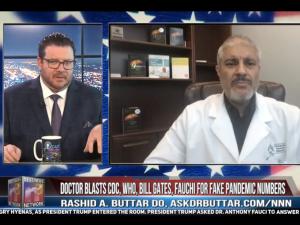 Doktor Buttar odhaluje pravdu o Covid-19 a propagovaném povinném očkování