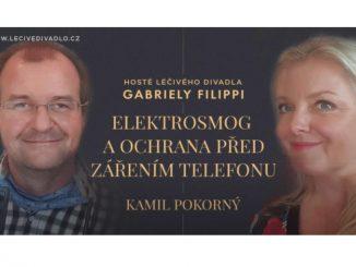 ELEKTROSMOG, Kamil Pokorný hostem Gabriely Filippi