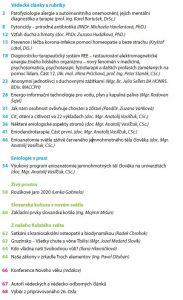Časopis Eniologie člověka 25 magazín Kulatý svět 1