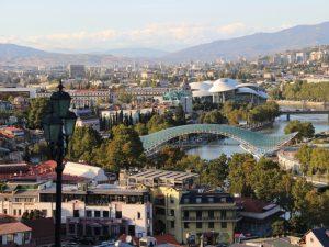 Gruzínsko, všetky chute a vone Tbilisi magazín Kulatý svět