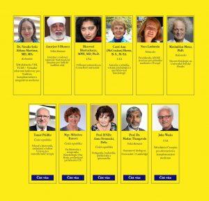 Mezinárodní kongres zdraví 2020 Praha magazín Kulatý svět 1