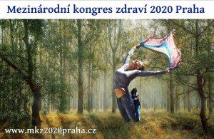 Mezinárodní kongres zdraví 2020 Praha magazín Kulatý svět 2